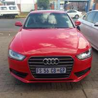 2013 Audi A4 2.0tdi in good condition for R 175000.00