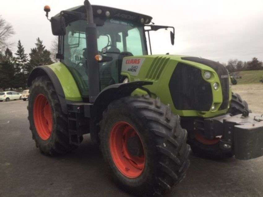 Claas arion 640 cis - 2014 - image 10