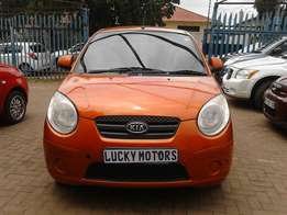 2009 Kia Picanto 1.0 ,mileage 120000 for sale