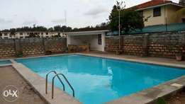 3 bedroom flat to let with swimming pool nyali