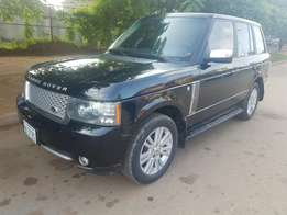2007 Range Rover Upgraded to 2010