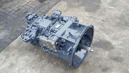 Mercedes actros mp3 G211-12 gearbox with ecm