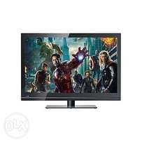 Skytop ST-26D7- 26 Inches - Digital LED TV - Black.