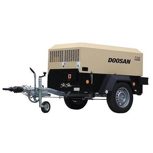 Doosan 7/31e Kompressor - 2019