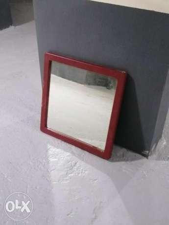 Mirror with frame 45.000 LL