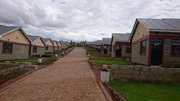 Beautiful 3 Bedroom offplan Bungalows for sale in Juja,Thika road