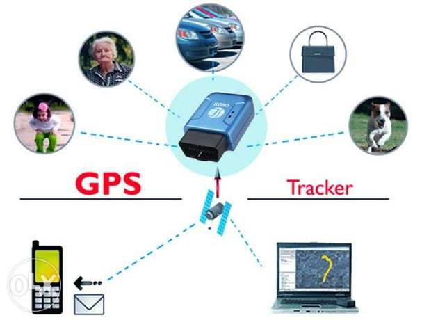 TK206 Car OBDII Interface GPS GPRS Tracker with Over-speed Alram