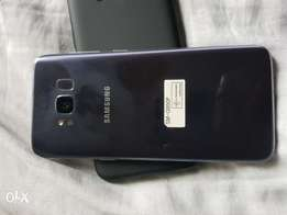 Galaxy S8 for sale 4gb Ram 64gb memory space