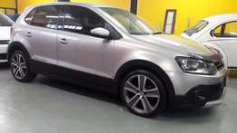 2012 Vw Polo 1.6 Cross with 101,000kms excellent condition from 3100pm