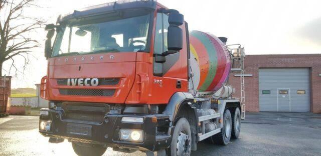 Iveco AD260T36 6x4 - 2009
