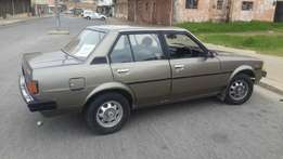 Toyota tazz.conquest.or corolla wanted up to 20k..