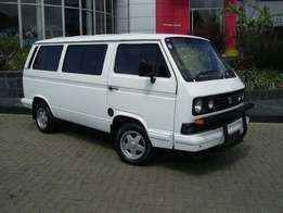 vw microbus 2.3 with full service record and papers in order,accident