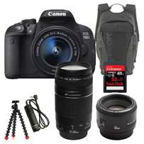 Buy Brand New Canon EOS 700D Ultimate Bundle Now On Special