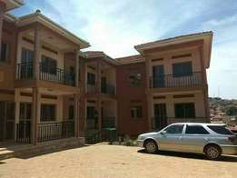 Amazing two bedroom apartment for rent in Mengo at 600,000=