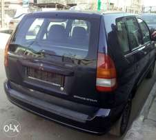 Super clean Tokumbor First body Mitsubishi space star bus for sale
