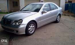 Swap or sell mercedes c200 manual