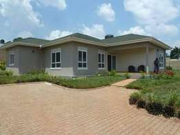 Green style 3 bedroom stand alone house for rent in Sonde at 1.5m