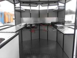 Brand New Food Trailers / Mobile Kitchens