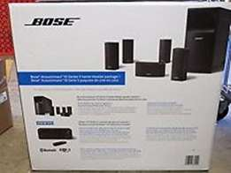 Bose Acoustimass Series V Home Theater Speaker System - Black