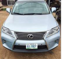 Neatly used 2010 Lexus RX 350 in excellent condition