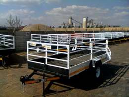 Massive sale by triangle trailers on trailers.hook&go