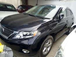 Lexus RX 450H CP HP accepted