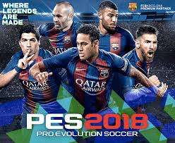 PES 2018 for PC Black Friday Offer!