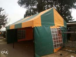 100 seater flat tent for 75k