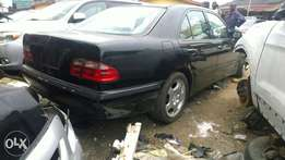 Tokumbo Mercedes Benz E430'02 for sale in Surulere