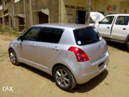 Suzuki Swift 2010 Silver