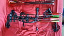 Hoyt Rampage XT compound bow