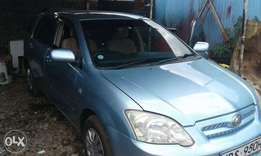 Toyota Allex For sale (2006)