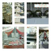 Events decor and hiring
