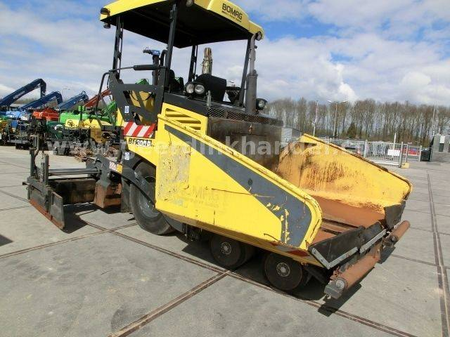 BOMAG BF300P - 2012