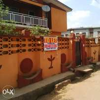 Spacious 3bedroom flat to let in alagbole 300k