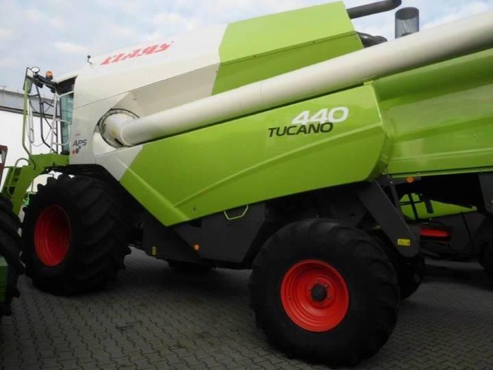 Claas Tucano 440 - 2008