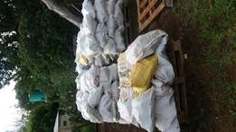 Acacia Firewood for sale 25kg bags at R20 a bag, Supplying EC