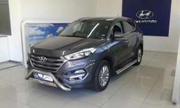 2017 Hyundai Tucson 1.6 TGDI Executive for R439900