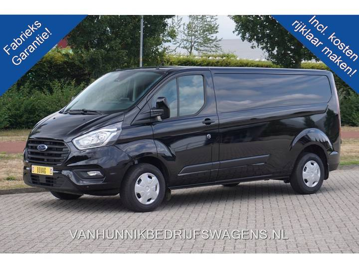 Ford Transit Custom 300L 2.0 TDCI 130PK Trend Airco Navi Camer... - 2019