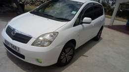 Extremely clean toyota spacio automatic 1500cc