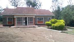 3 bedroom bungalow to let in Milimani, Nakuru