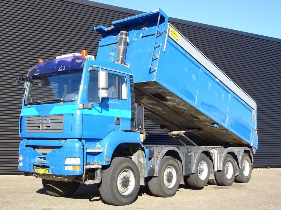 49.430 10x8 TIPPER / MANUAL / SPRING SUSPENSION - 2006