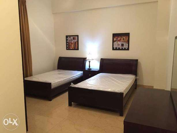 one month free 3 bed room ff apartments alsaad