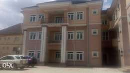Bran new 3bedroom Flat with federal light At Peter Odili PH