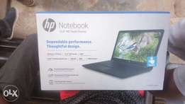 New HP Slim Touch Screen