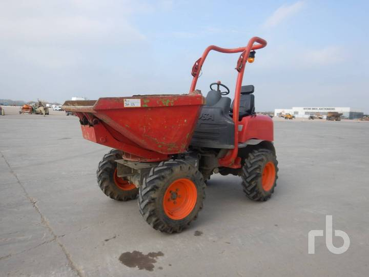 Ausa D150AHG 4x4 Swivel - 2008