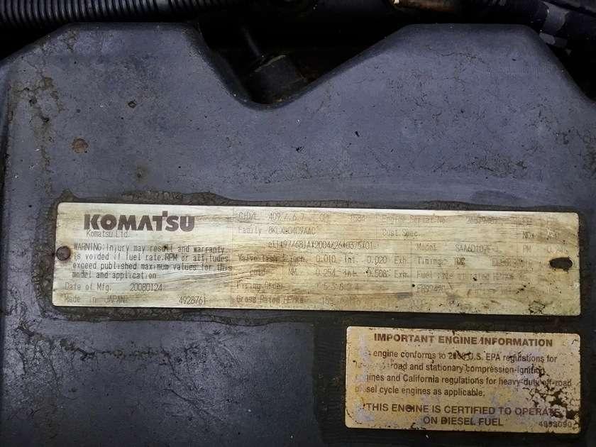 Komatsu PC228USLC-3E0 - 2008 - image 7