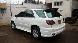 Toyota harrier good offer
