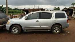 Nissan armada for sell at affordable price tag