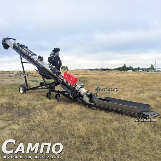 Batco New Mobilnyy lentochnyy konveyer  Railcar Unloader, 380 t/ch